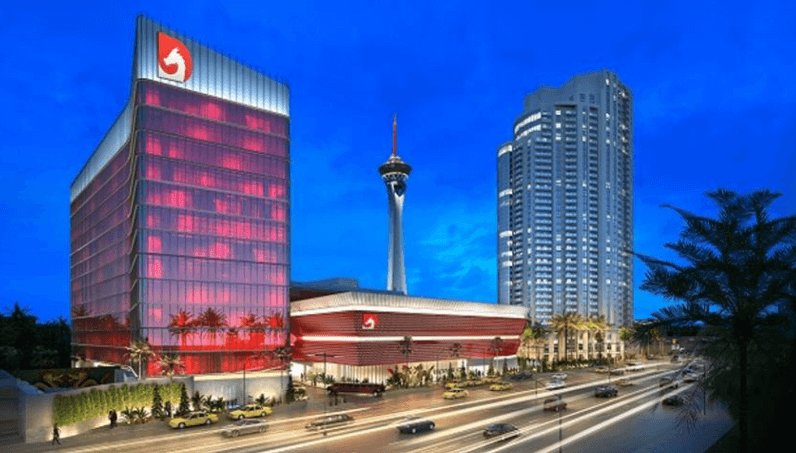 Las vegas lucky dragon